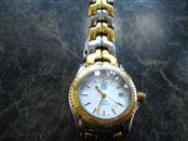 TAG HEUER Lady's Wristwatch LINK WT1455